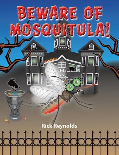 Beware of Mosquitula! book cover